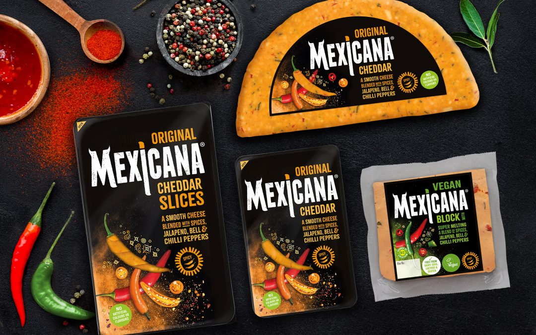New Branding Reveal for Mexicana® Cheese, created by Madeyoulook